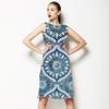 Ogee Flower (Dress)