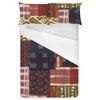 African Batik Patch (Bed)