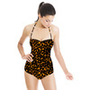 Tribe Animal Print (Swimsuit)