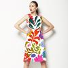SS 2017 Painted Florals Bohemian (Dress)