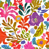 SS 2017 Painted Florals Bohemian (Original)