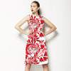 Large Ethnic Pattern (Dress)