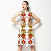 Ethnic Russian Pattern (Dress)