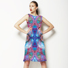 Kaleidoscopic Jungle (Dress)