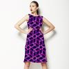 Eastern Geometric Mosaic Pattern in Repeat (Dress)