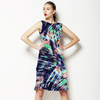 Colorful Hatching (Dress)
