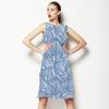 Blue Jasmin (Dress)