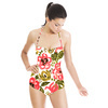 SS 2017 Painterly Florals Roses (Swimsuit)
