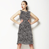 Pied-De-Poule Chick/2059 (Dress)