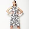 Leaf Lines (Dress)