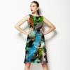 Colorful Paisley 1001 (Dress)