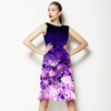 Floral Border Print (Dress)