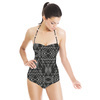 Geo Aztec (Swimsuit)