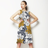Golden Ginger Floral (Dress)