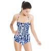 Wild Indigo Batik (Swimsuit)