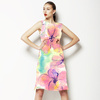 Watercolor Floral Pattern (Dress)