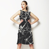 Black Noir Marble (Dress)