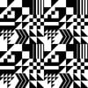 Geometric Pattern in Different Shapes (Original)