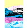 Hyper Colour Collage Placement (Original)