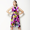 Floral Ink (Dress)