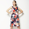 Graphic Tropical (Dress)
