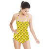 DotV22 Outlined Polka (Swimsuit)