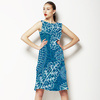 The Blue Garden (Dress)