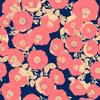 Jungle Flowers - Pink (Original)