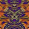 Vivid Tiger (Original)