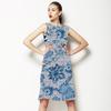 Blue's Floral (Dress)