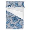 Blue's Floral (Bed)