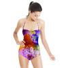Tropical Citrus Orchids (Swimsuit)