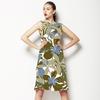 Blue Tropics (Dress)