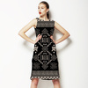 Tribal African 4 (Dress)