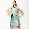 Grey Tropics (Dress)