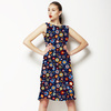 Folk Floral Toss (Dress)
