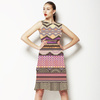 Ethnic Stripes (Dress)
