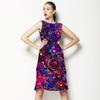 Felt Flowers (Dress)
