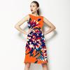 FLOWER WAVE (Bpt0701) (Dress)