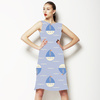 Rounded Sailboats (Dress)