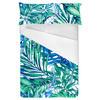 Green and Blue Vivid Tropics (Bed)