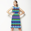 Shibori Color (Dress)
