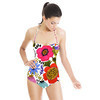 SS 2017 Painterly Florals Poppies (Swimsuit)