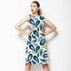 Geo Swirls (Dress)