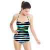 Colorful Stripes (Swimsuit)