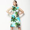 Palm With Sky 070416 (Dress)