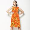 Vector Flowers (Dress)