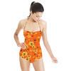 Vector Flowers (Swimsuit)