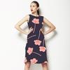 Sadie Silhouette Floral (Dress)