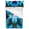 Blue Animal Skin (Bed)